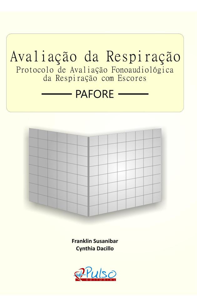 Avaliação da Respiração (com a placa oronasal em aço inox de brinde)