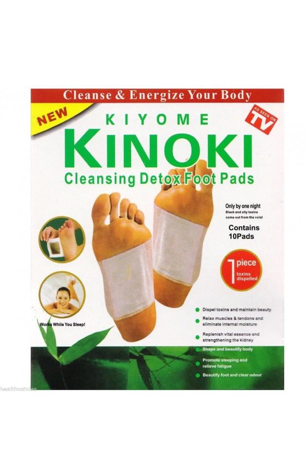 Kinoki Detox com 10 unidades