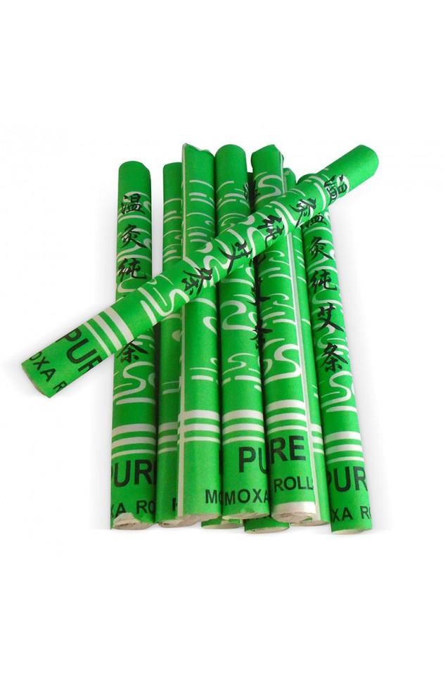Moxa Bastão Verde unidade
