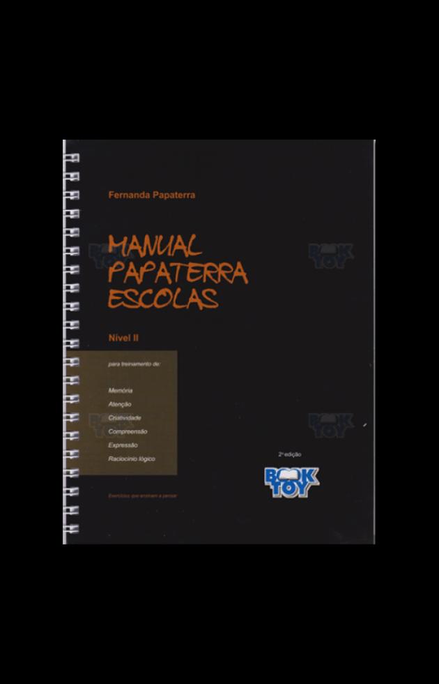 Manual Papaterra Escolas - Nível II