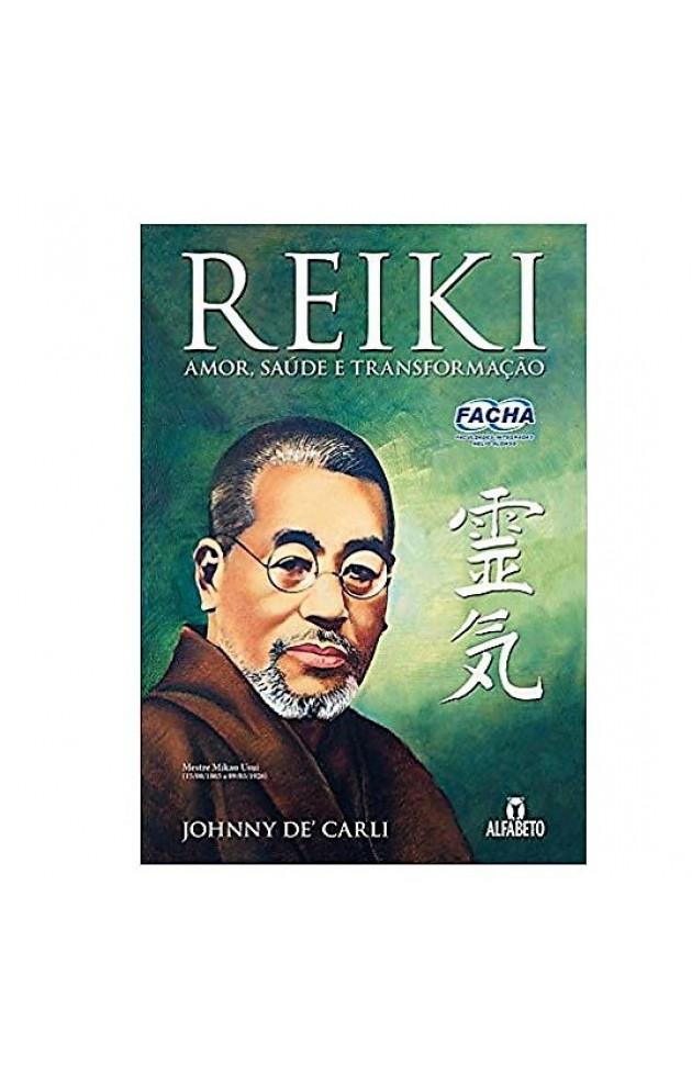 Reiki Amor Saúde e Transformação