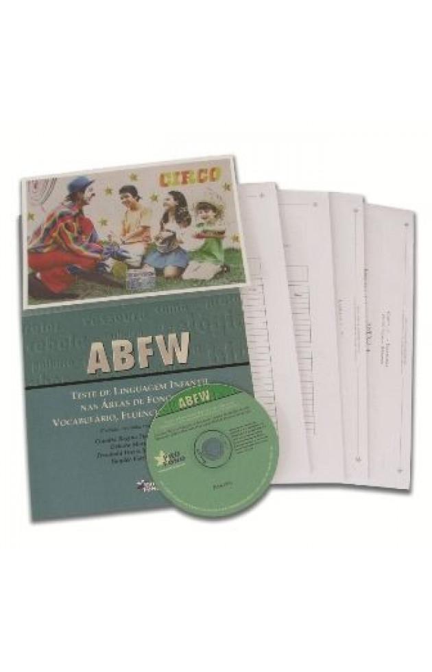 ABFW - teste de linguagem infantil